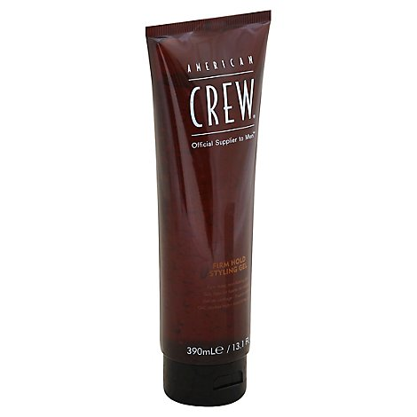 American Crew Firm Hold Gel 13.1 Oz - 13.1 Oz