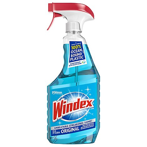 Windex Original Glass Cleaner Trigger 23 fl oz