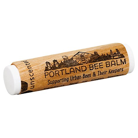Portland Bee Balm  Unscented - Each