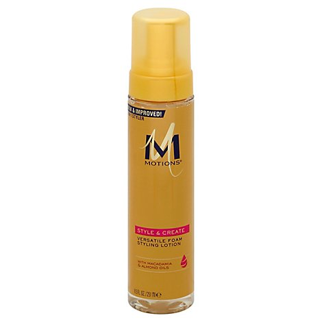Motions Styling Lotion Versatile Foam - 8.5 Fl. Oz.