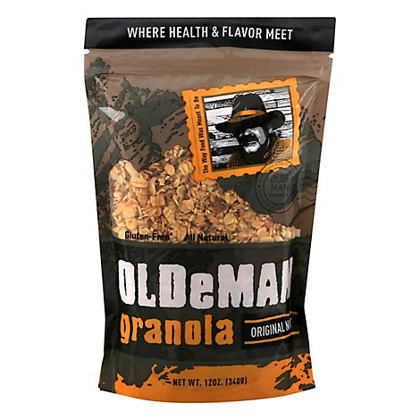 Olde Man Granola Original Nut - 12 Oz