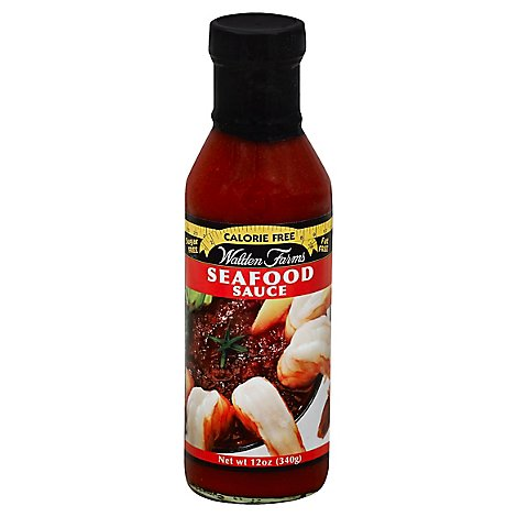 Walden Farms Sauce Seafood - 12 Oz