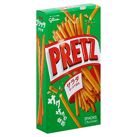 Glico Pretz Salad Hawaii - 2.43 Oz