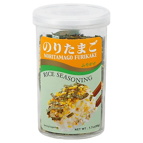 Japan Food Specialty Food Furikake Nri Tamago - 1.7 Oz