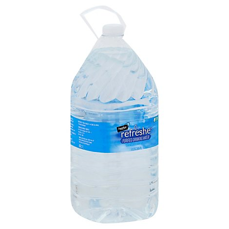 Signature SELECT Drinking Water Purified - 1 Gallon