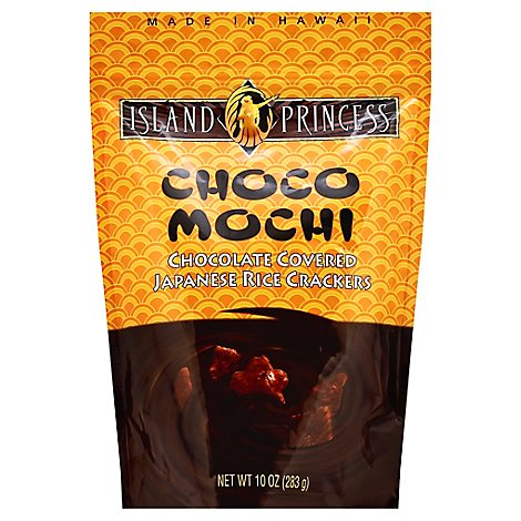 Island Princess Chocolate Mochi - 10 Oz