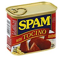 SPAM With Tocino Seasoning - 12 Oz