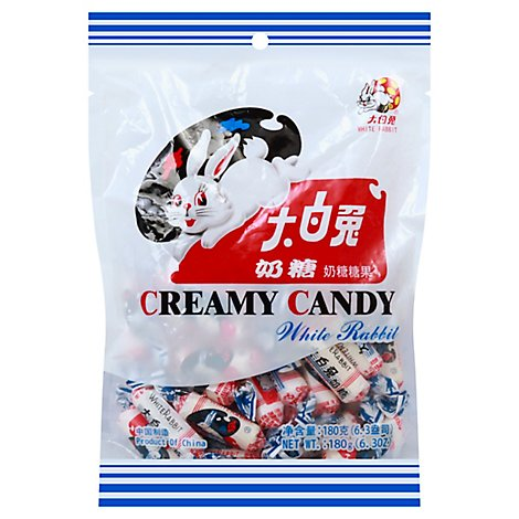 White Rabbit Creamy Candy - 6.3 Oz