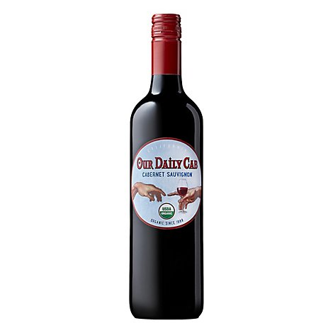 Our Daily Cab Wine - 750 Ml