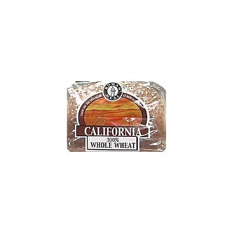 Roman Meal California 100% Whole Wheat Bread - 24 Oz
