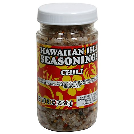 Hawaiian Isle Chili - 8 Oz