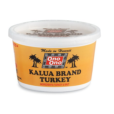 Hfp Kalua Turkey - 12 Oz
