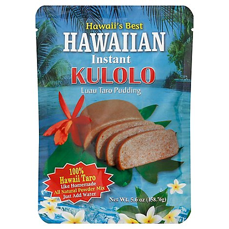 Hawaiis Best Powdered Kulolo Mix - 5.6 Oz