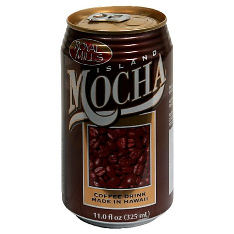 Royal Mills Coffee Island Mocha - 11 Fl. Oz.