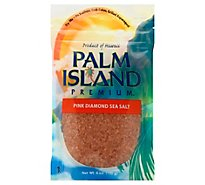 Palm Island Sea Salt Premium Pink Diamond - 6 Oz