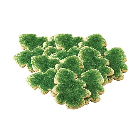 Bakery Cookies Christmas Cutout 24 Count - Each