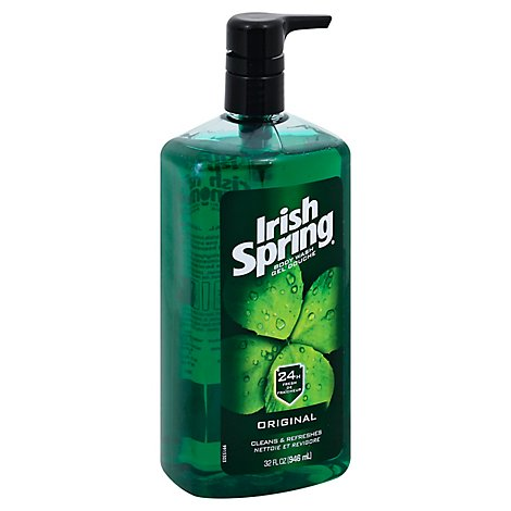 Irish Spring Body Wash Original - 32 Fl. Oz.