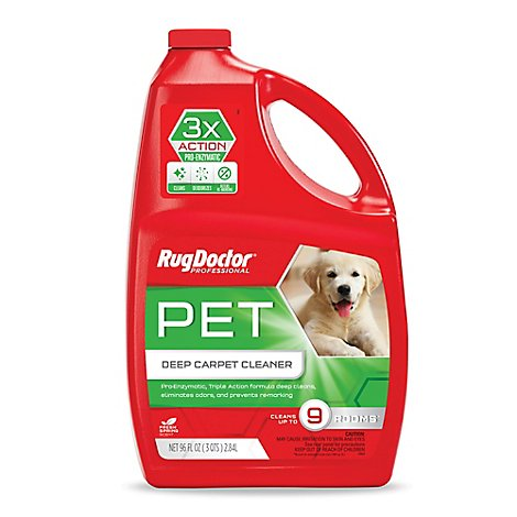 Rug Doctor Pet Cleaner - 96 Oz