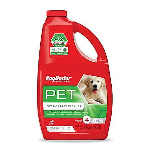 Rug Doctor Pet Cleaner - 48 Oz