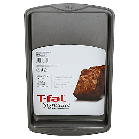 T Fal Signature Ns Brownie 11x7 - Each