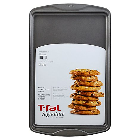 T Fal Signature Ns Cookie MD 15x10 - Each