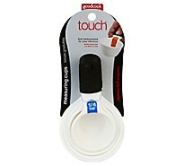 Touch Measuring Cups 5piece - Each