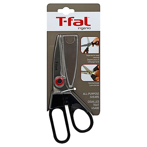 T-Fal Ingenio Shears - Each