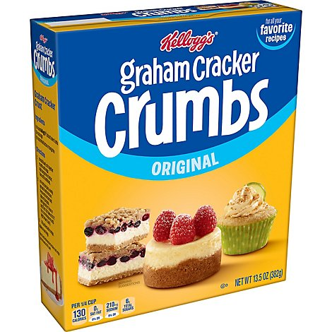 Keebler Crumbs Graham Cracker - 13.50 Oz
