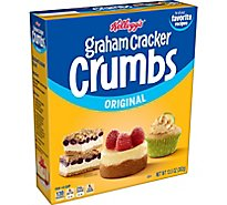 Keebler Graham Cracker Crumbs Original - 13.5 Oz