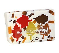 Autumn Leaves Bar Soap In Shrinkwrap - 5.8 Oz