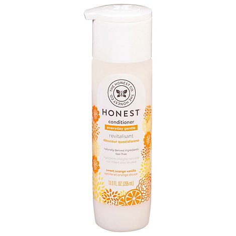 The Honest Company Conditioner Ornge Vanilla - 10 Oz