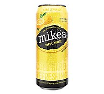 Mikes Harder Malt Beverage Lemonade - 23.5 Fl. Oz.