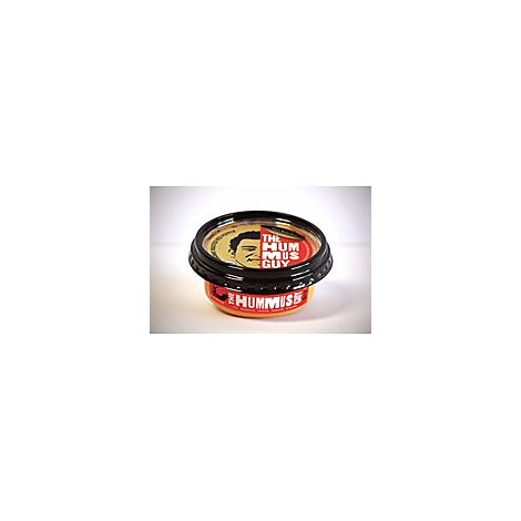 The Hummus Guy Organic Red Pepper Roasted - 8 Oz