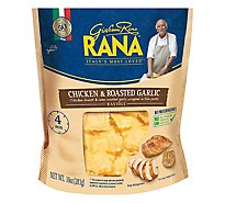 Rana Chicken & Roasted Garlic Ravioli -10 Oz.