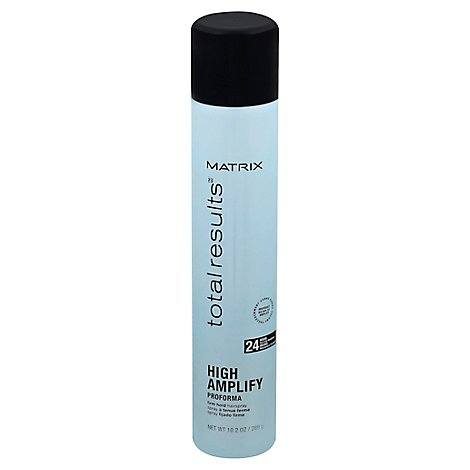 Matrix total results High Amplify Hairspray Proforma Firm Hold - 10.2 Oz