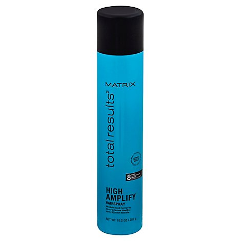 Matrix total results High Amplify Hairspray Flexible Hold - 10.2 Oz