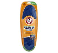 A&H Memory Comfort Insoles - 1 Pair