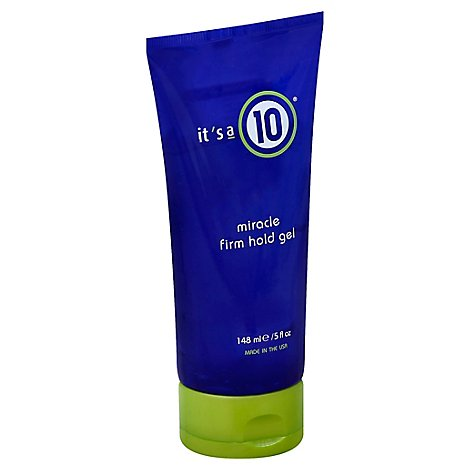Its A 10 Firm Hold Gel - 5 Fl. Oz.