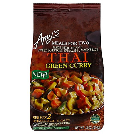 Amys Thai Green Curry - 18 Oz