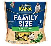 Rana Tortelloni Spinach & Cheese Family Size - 20 Oz