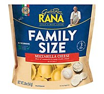 Rana Mozzarella Cheese Ravioli Family Size - 20 Oz.