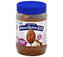 Peanut Butter & Co Peanut Butter Spread Cinnamon Raisin Swirl - 16 Oz