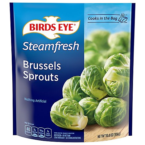 Birds Eye Steamfresh Brussels Sprouts - 10.8 Oz