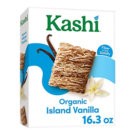 Kashi Breakfast Cereal Island Vanilla - 16.3 Oz