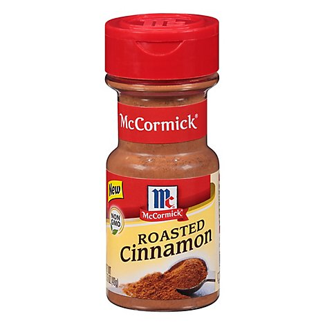 McCormick Cinnamon Roasted - 1.75 Oz
