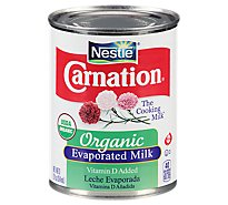 Carnation Evaporated Milk Organic Vitamin D Added - 12 Fl. Oz.