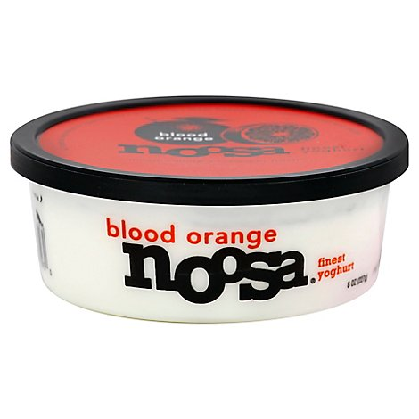 Noosa Yoghurt Blood Orange - 8 Oz