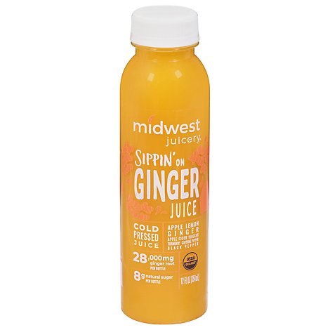 Obi Probiotic Orgnc Root Beer - 12 Fl. Oz.