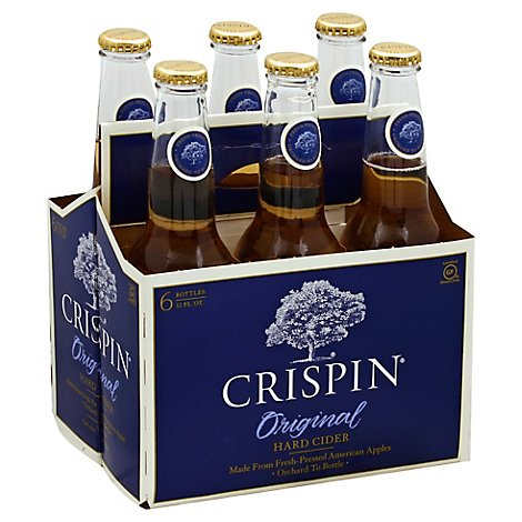 Crispin Apple Cider In Bottles - 6-12 Fl. Oz.