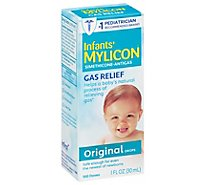Mylicon Drop Gas Rlf Infnt Original - 1 Fl. Oz.